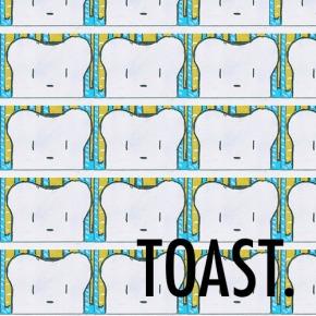 Twitter Toast