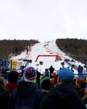 My Inexperienced Adventure at the FIS Ski World Cup