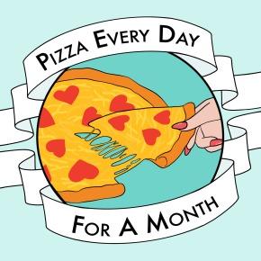 A Whole LottaPizza