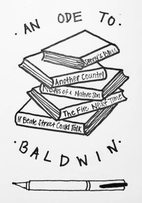 A Writer's Ode To James Baldwin